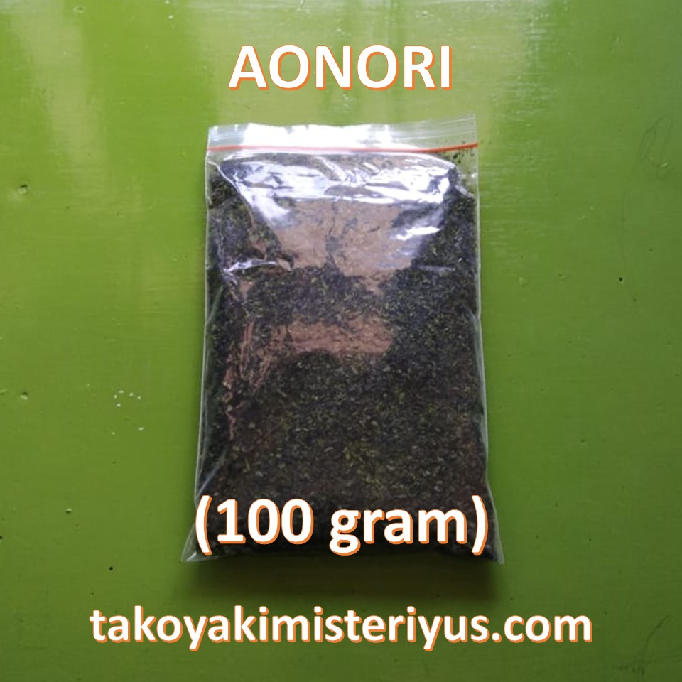 aonori / seaweed / bubuk rumput laut