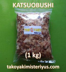 katsuobushi / serutan ikan cakalang