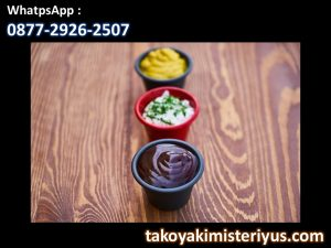 jual saus takoyaki halal