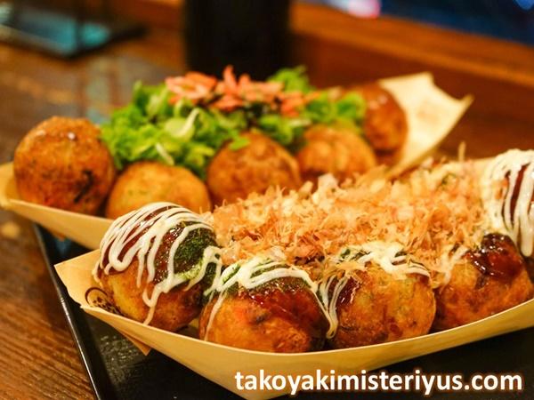 cara membuat takoyaki lezat dengan mudah