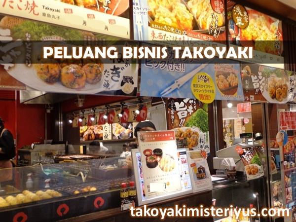 peluang usaha takoyaki