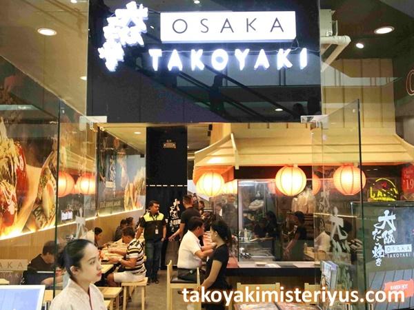takoyaki di osaka